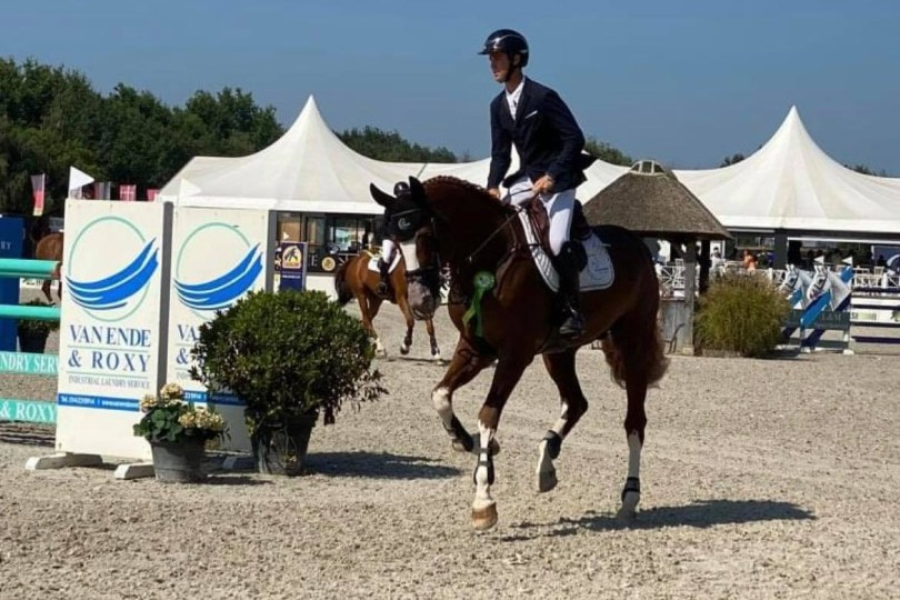 Good results last  weekend for Ermitage Kalone in sport and breeding