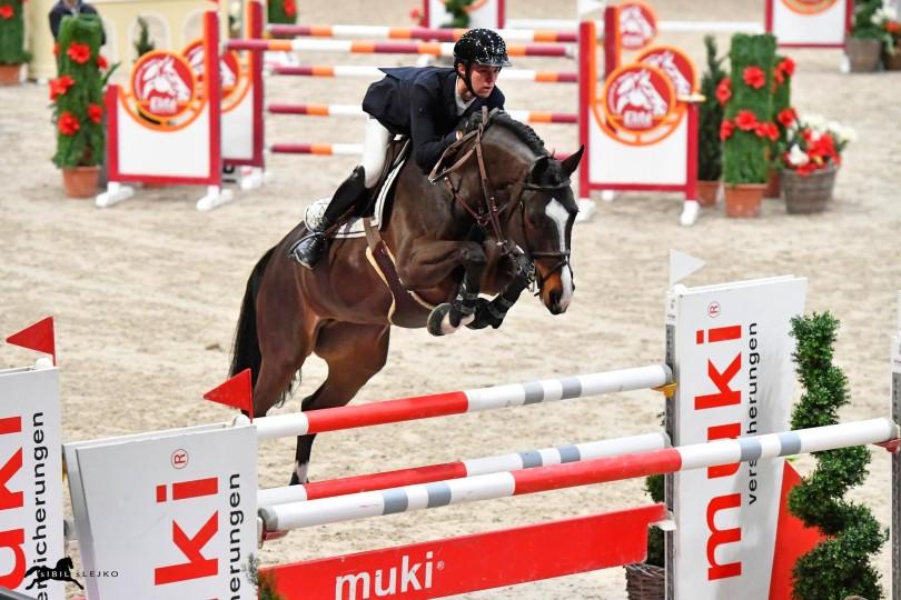 Kontessa Ten Braem left our stable